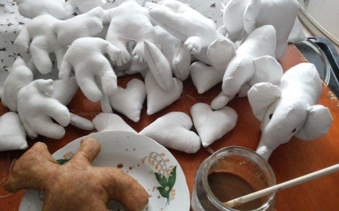 Чердачные игрушки - Игрушки своими руками - Страна Мам