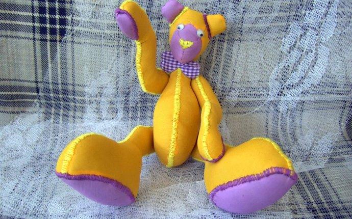 How to make teddy bear — Kiseg`s- Art blog