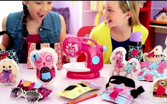 Игры для девочек шить игрушки для девочек - Розы из кленовых