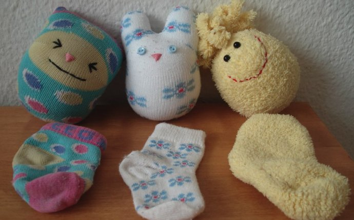 Игрушки из носков — коллекция пользователя yanckovitch.yanina в