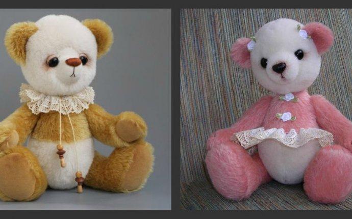 Купить Две выкройки Мишки Тедди ПАНДА. 2 размера! - выкройка мишки
