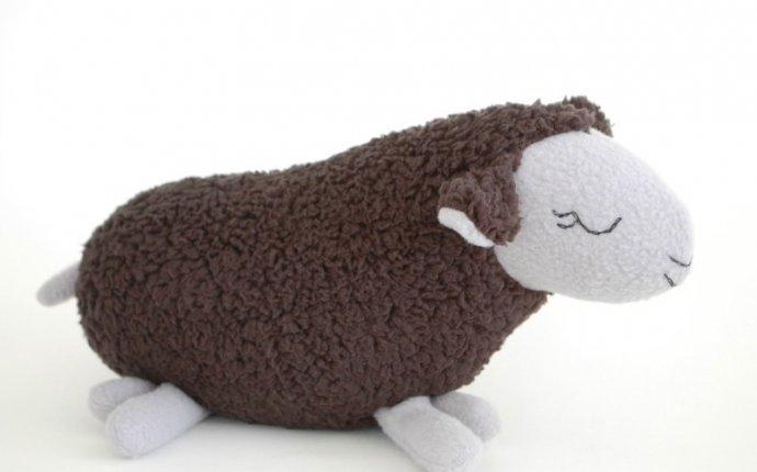 Мягкая игрушка-овечка своими руками. Обсуждение на LiveInternet