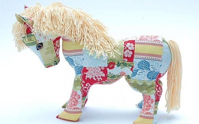 Мягкая игрушка своими руками лошадь — Temperie.Ru