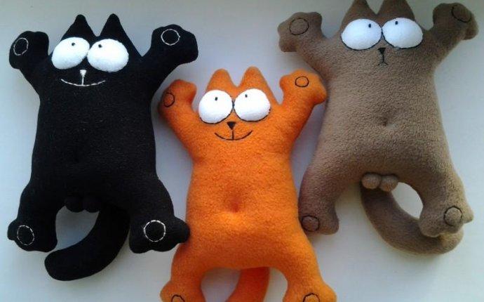 Мягкие игрушки своими руками. Украшения и аксессуары — VilingStore.net