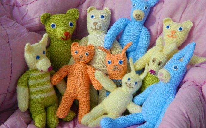 Мягкие игрушки в интерьере детской   Лучшие рекомендации родителям
