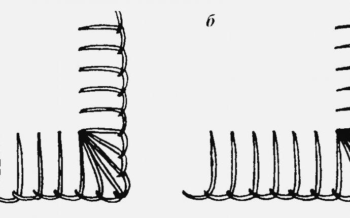 Типы швов для создания игрушек из фетра
