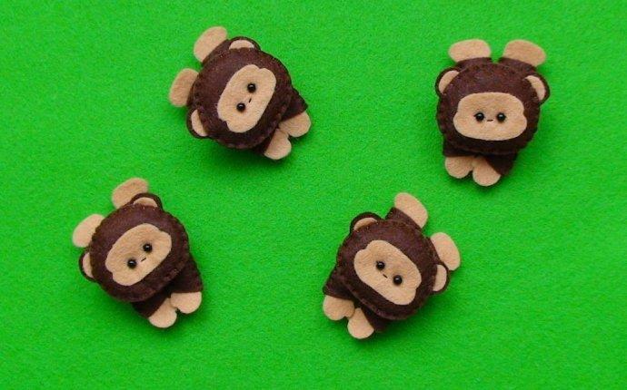 Выкройка обезьянки с сайта Pretty Toys. - 27 August 2015 - Blog - Fif